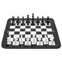 Carhartt Portable Chess Set Metal