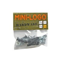 Mini Logo Hardware Mounting Set