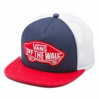 Vans Beach Girl Trucker Crown